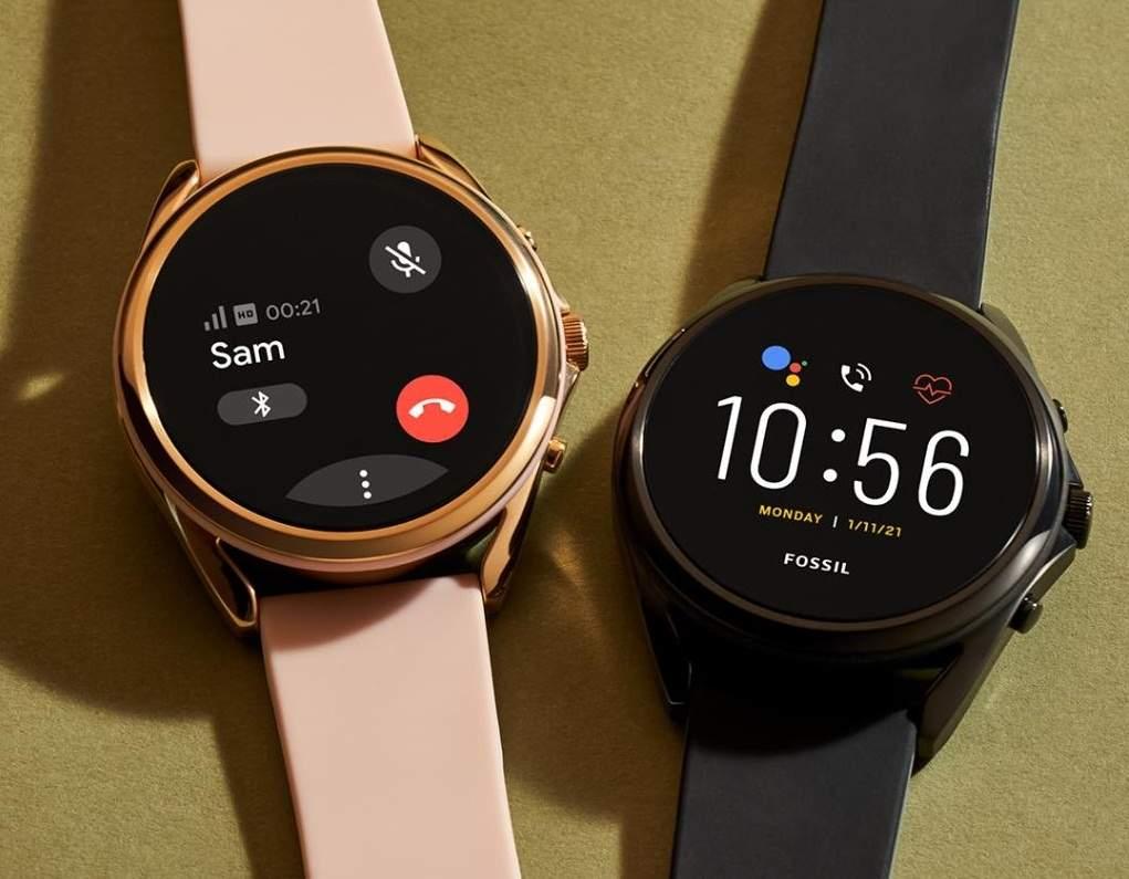 Gen 5 LTE Touchscreen Smartwatch