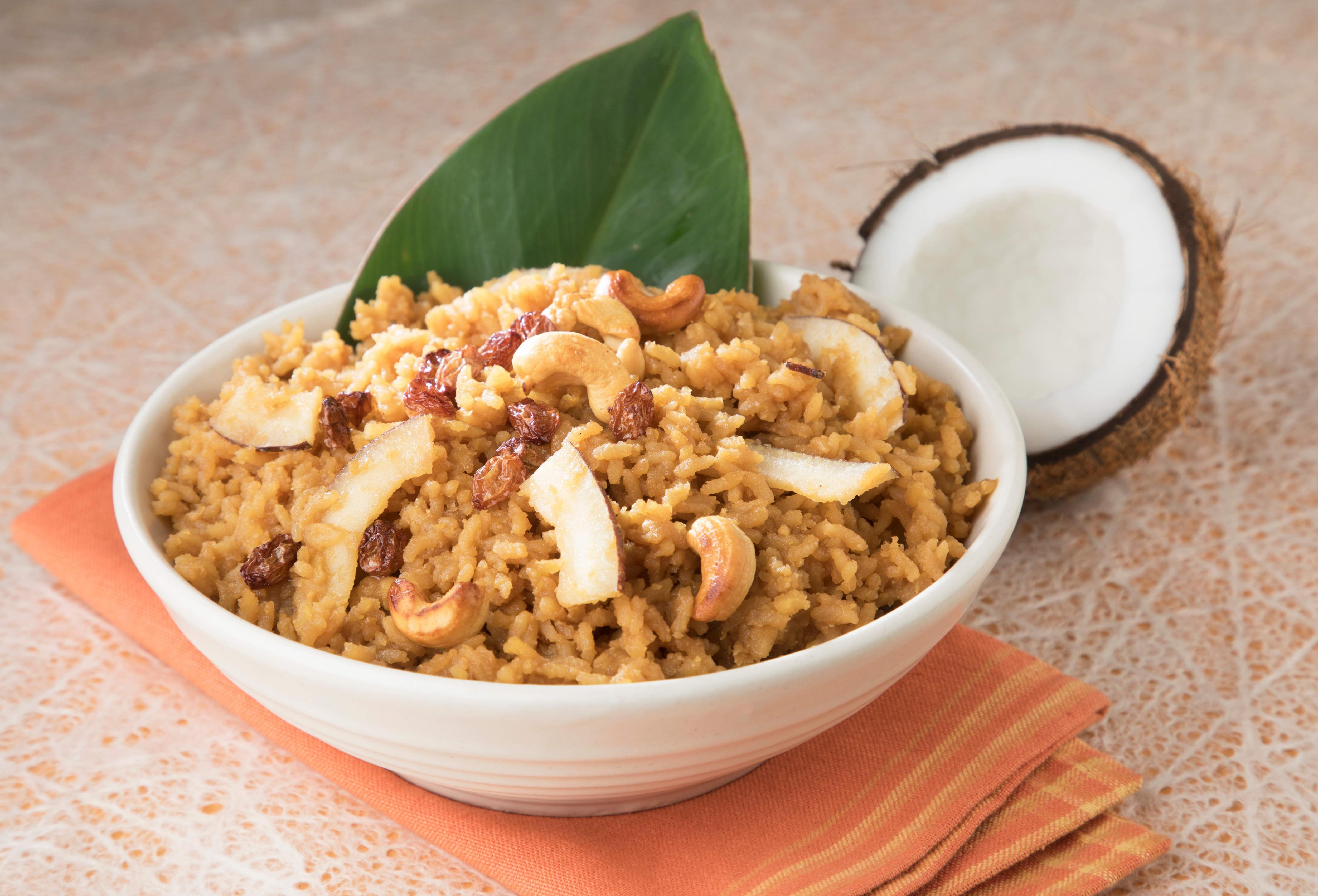 Harvest special Pongal recipes