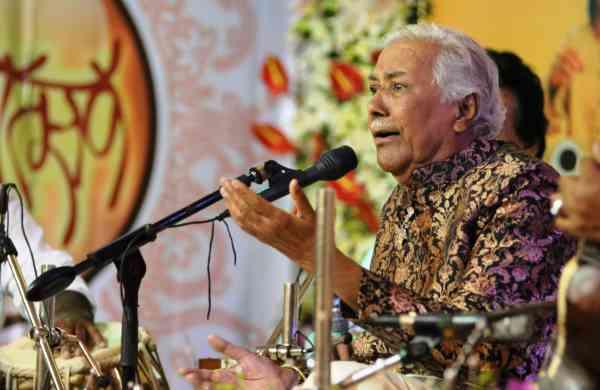 Legendarymusician and Padma Vibushan awardee Ghulam Mustafa Khan passes away