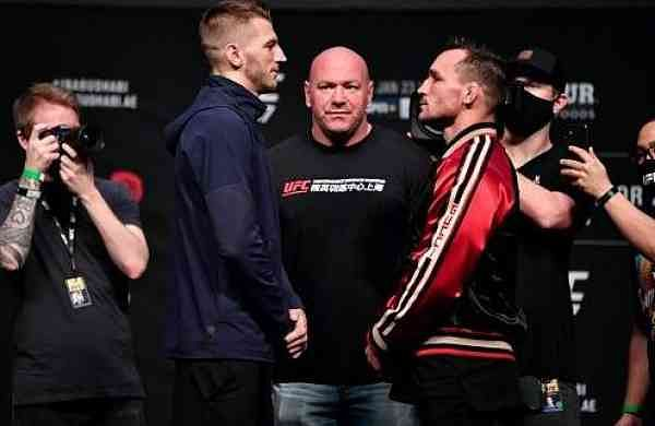 Dan 'The Hangman'faces debutant Michael Chandler in the highly-anticipated UFC 257