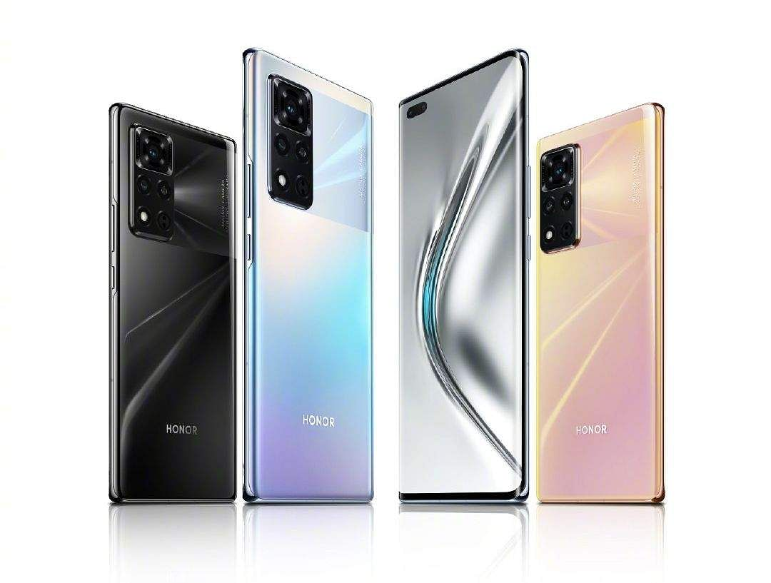 After separating from Huawei, Honor launches its first smartphone V40 5G