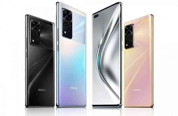 After separating from Huawei, Honor launches its first smartphoneV40 5G