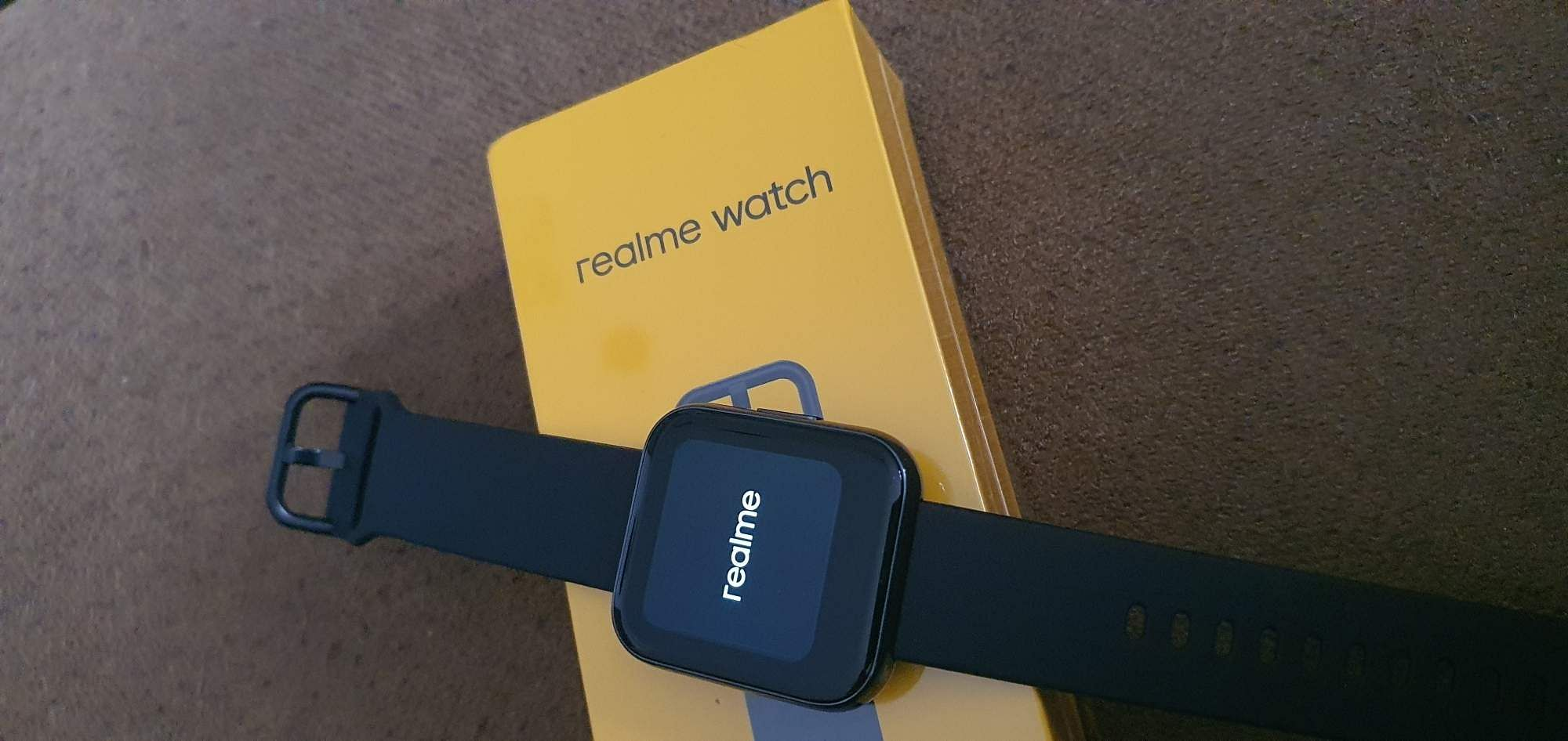 Realme Watch 2 specifications leakedahead of launch