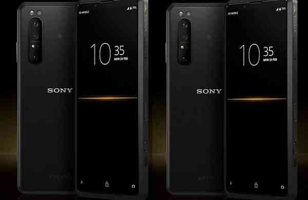 Sony launchesXperia Pro, thebrand's first 5G phone