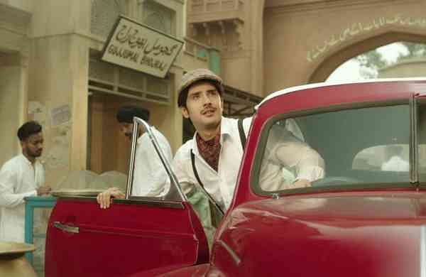 Zaan Khan plays the role ofRandheer Raizada inKyun Utthe Dil Chhod Aaye
