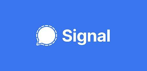 Messaging app Signal