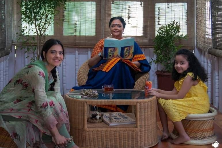 Tribhanga trailer: Renuka Shahane strings together an emotional family  drama starring Kajol, Mithila