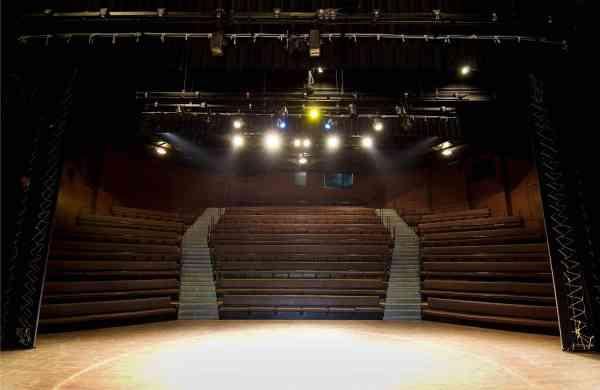 The Ranga Shankara auditorium