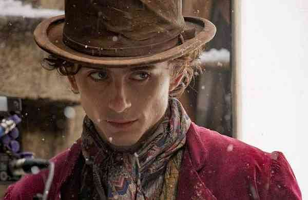 First look from Wonka