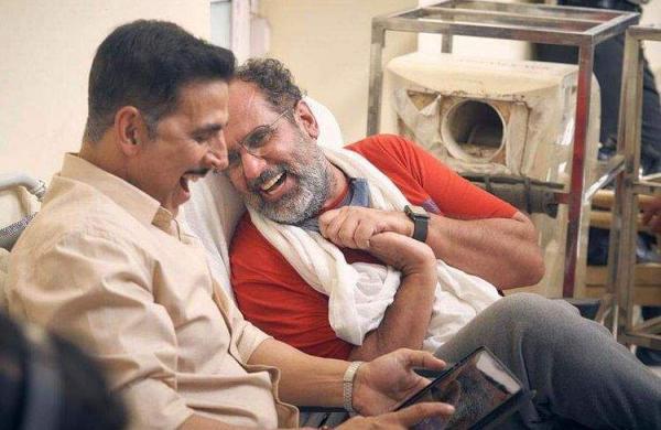 Akshay Kumar and Aanand L Rai