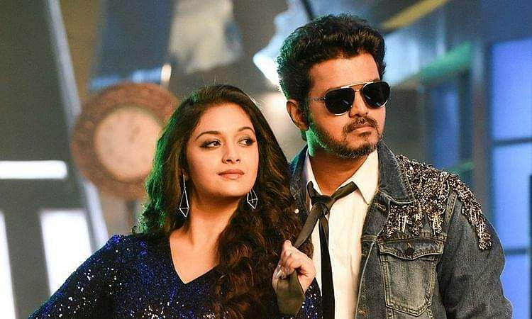 Thalapathy 66: Keerthy Suresh to play the female lead in Vijay's next