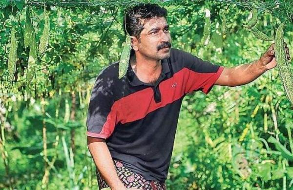 Satheesh M from Alappuzha in Kerala. (Photo  EPS)