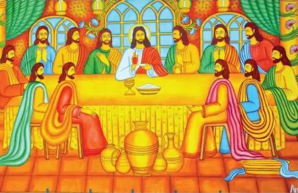 anu-mural-last-supper