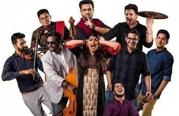 Chennai-based contemporary classic band Staccato