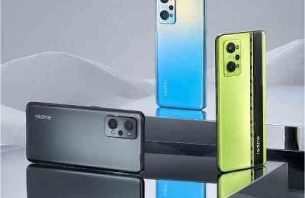 realme GT NEO 2 5G coming to be launched in India on October 13