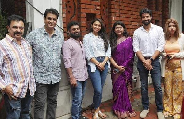 Andrea Jeremiah's next launched