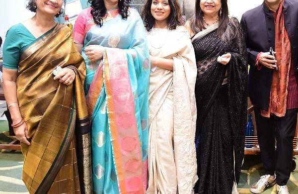 Pavithra Muddaya, Bia Sandhu Taneja, Dipthi Aashok, Nalini Nanjundaiah and Prasad Bidapa