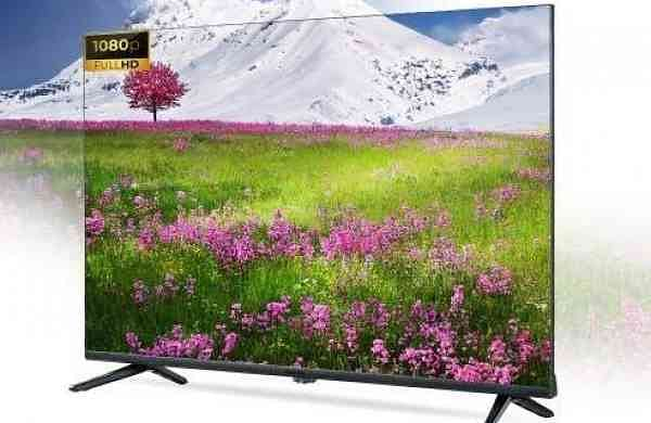 Sansui introduces a new range of Android TVs in India