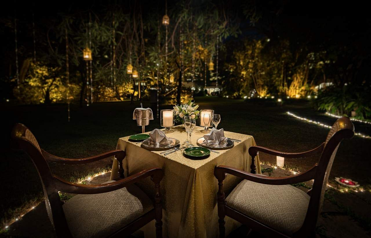 Valentine's Day Special In Bangalore -The Oberoi