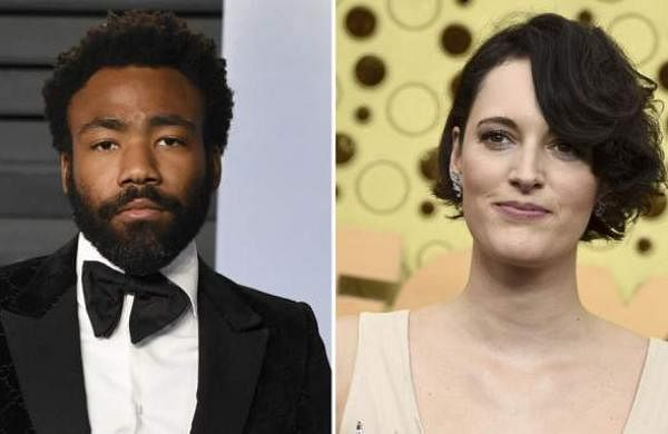 Donald Glover And Phoebe Waller - Amazon Series