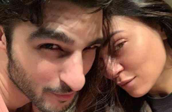 Sushmita Sen And His Boyfriend