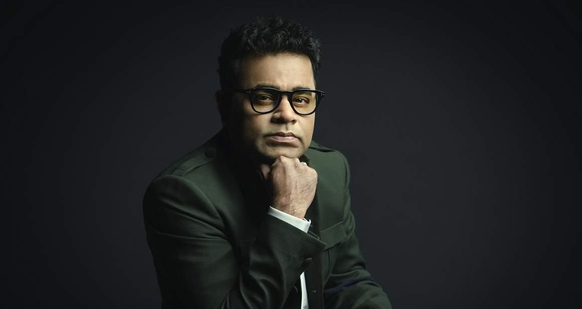 AR Rahman by Arun Titan