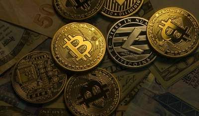 Cryptocurrency Bitcoin Image
