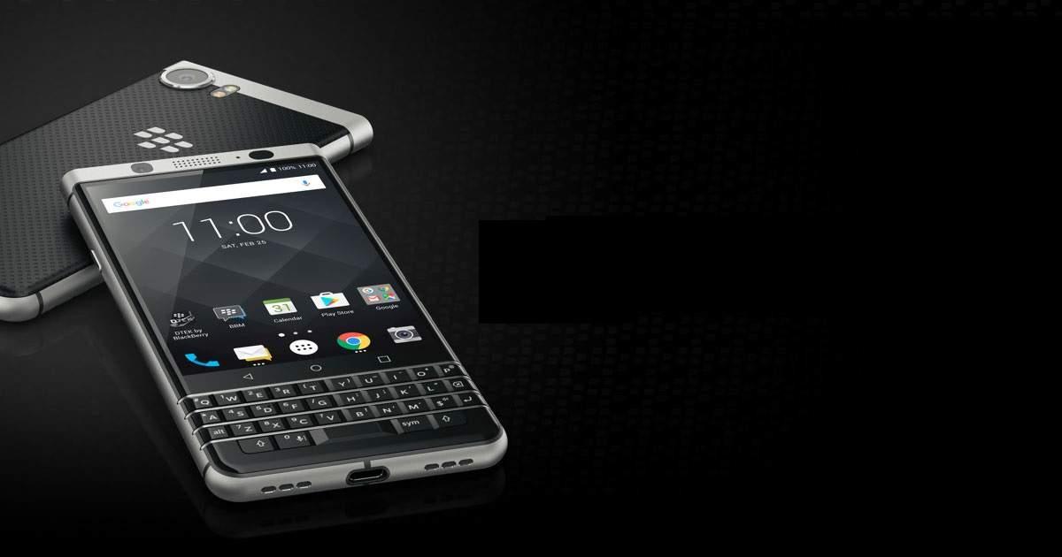 New Blackberry Smartphones