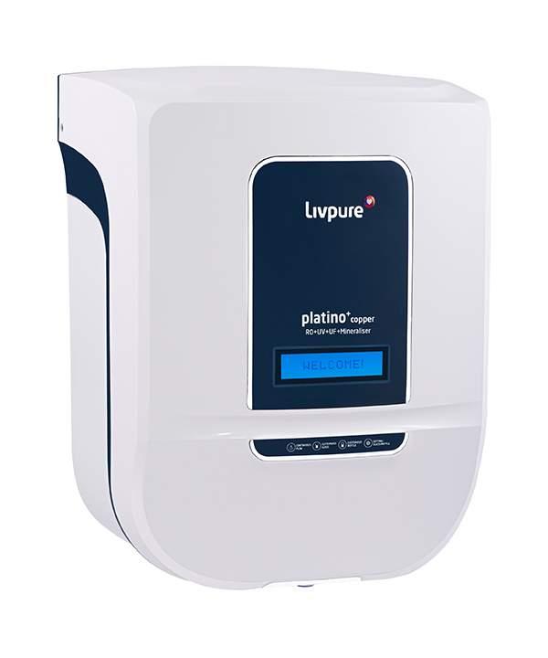 Livpure's Platino+ Copper water purifier