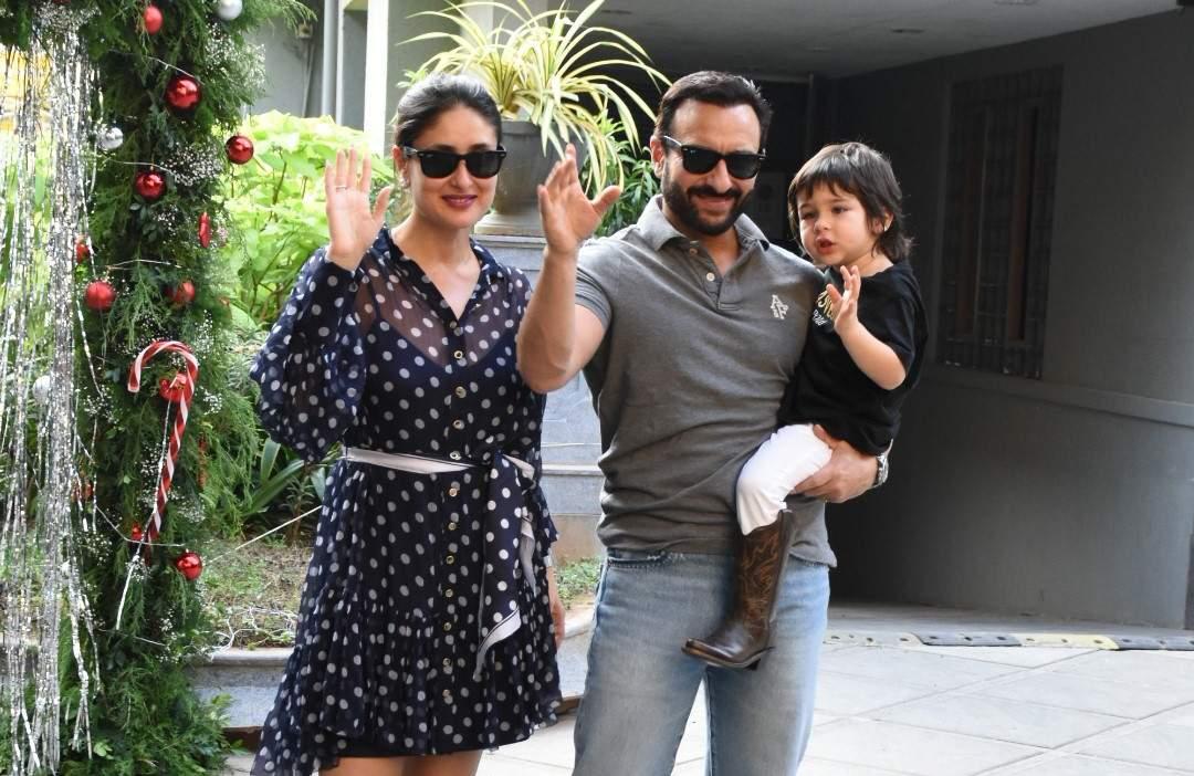 Kareena Kapoor And Saif Ali Khan Second Baby