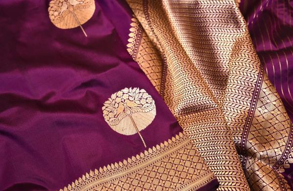 Kanjeevaram sari
