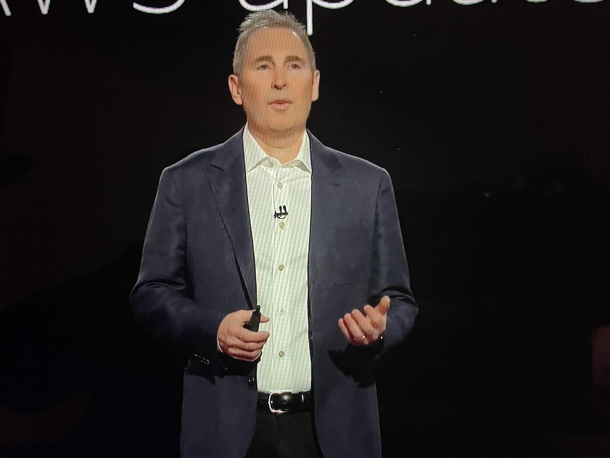 Next Amazon CEO Andy Jassy