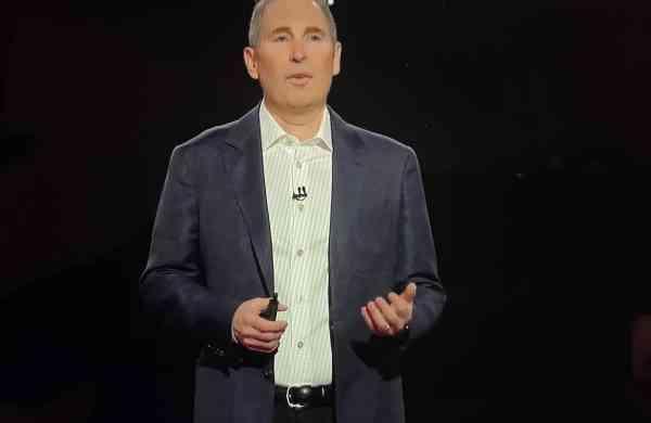 Next Amazon CEO Andy Jassy