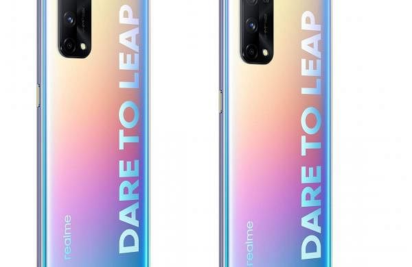 Realme introduces two smartphones in the X7 5G series in India
