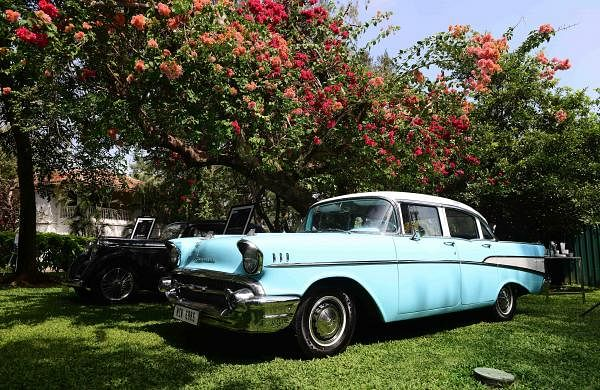 Chevrolet 1955 Bel Air