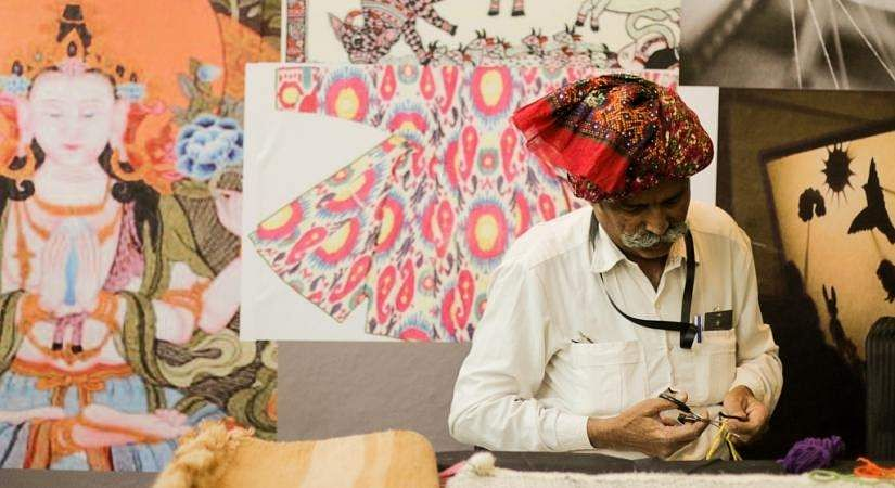 Third Edition Of India Craft Week (ICW))