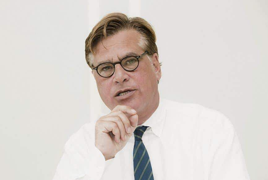 Aaron Sorkin wins Golden GlobesBest Screenplay- Motion Picture for The Trial of the Chicago 7