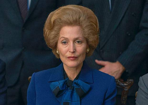 Best Supporting Actress Gillian Anderson