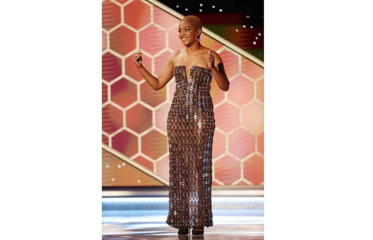 Tiffany Haddish Golden Globes Courtesy of Christopher Polk/NBC