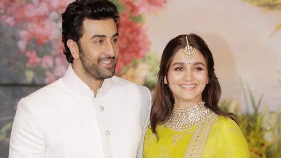 Alia And Ranbir Brahmastra