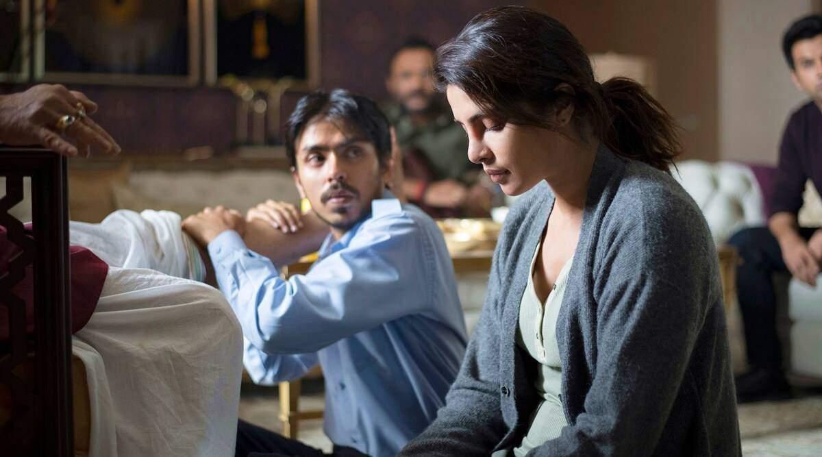 Priyanka Chopra In The White Tiger Movie