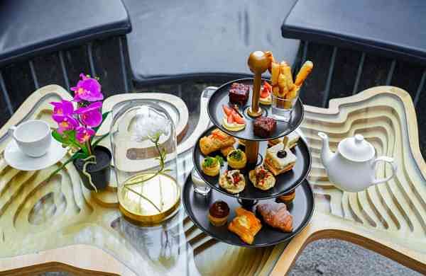 High Tea at Fonce, Hyderabad