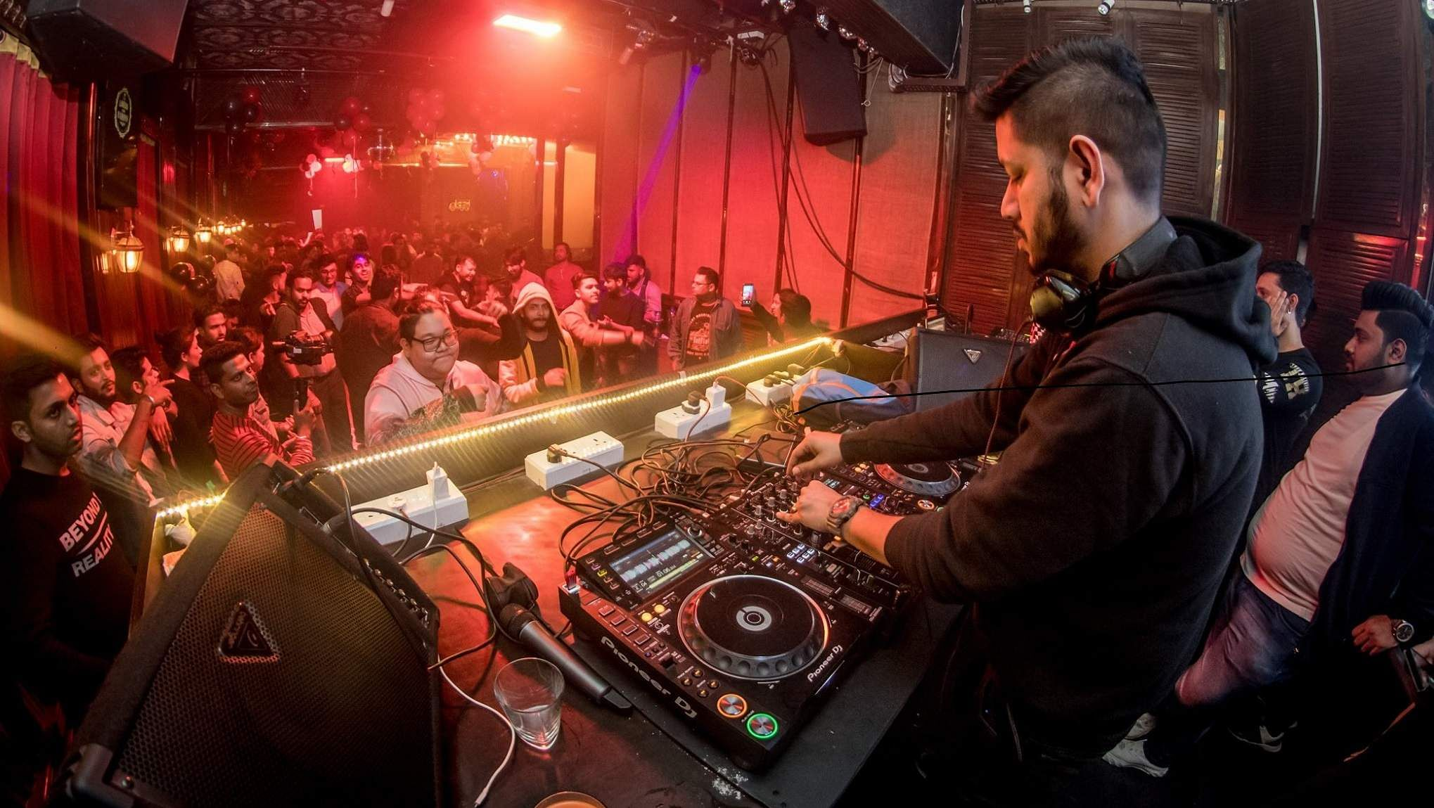Late-Night Parties Banned