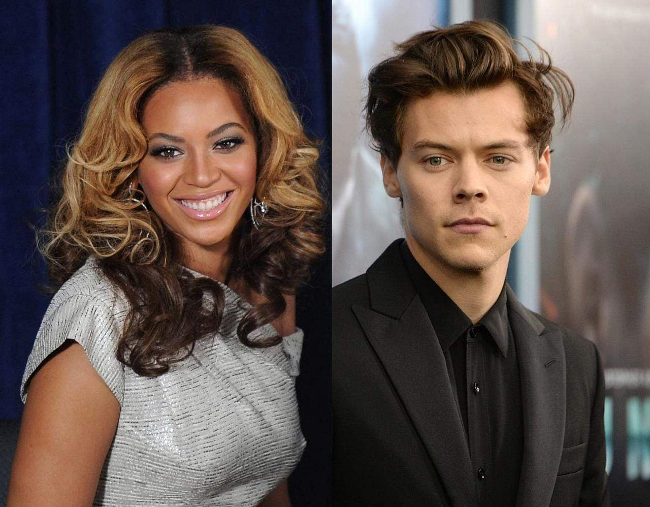 Beyonce, Harry Styles nominated for Grammys. Image Source: Internet
