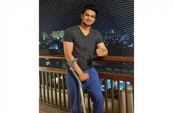 Nikhil Sidharth injured on the sets of Karthikeya 2