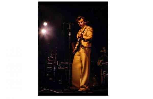 Harry Styles. Image Courtesy: His Instagram