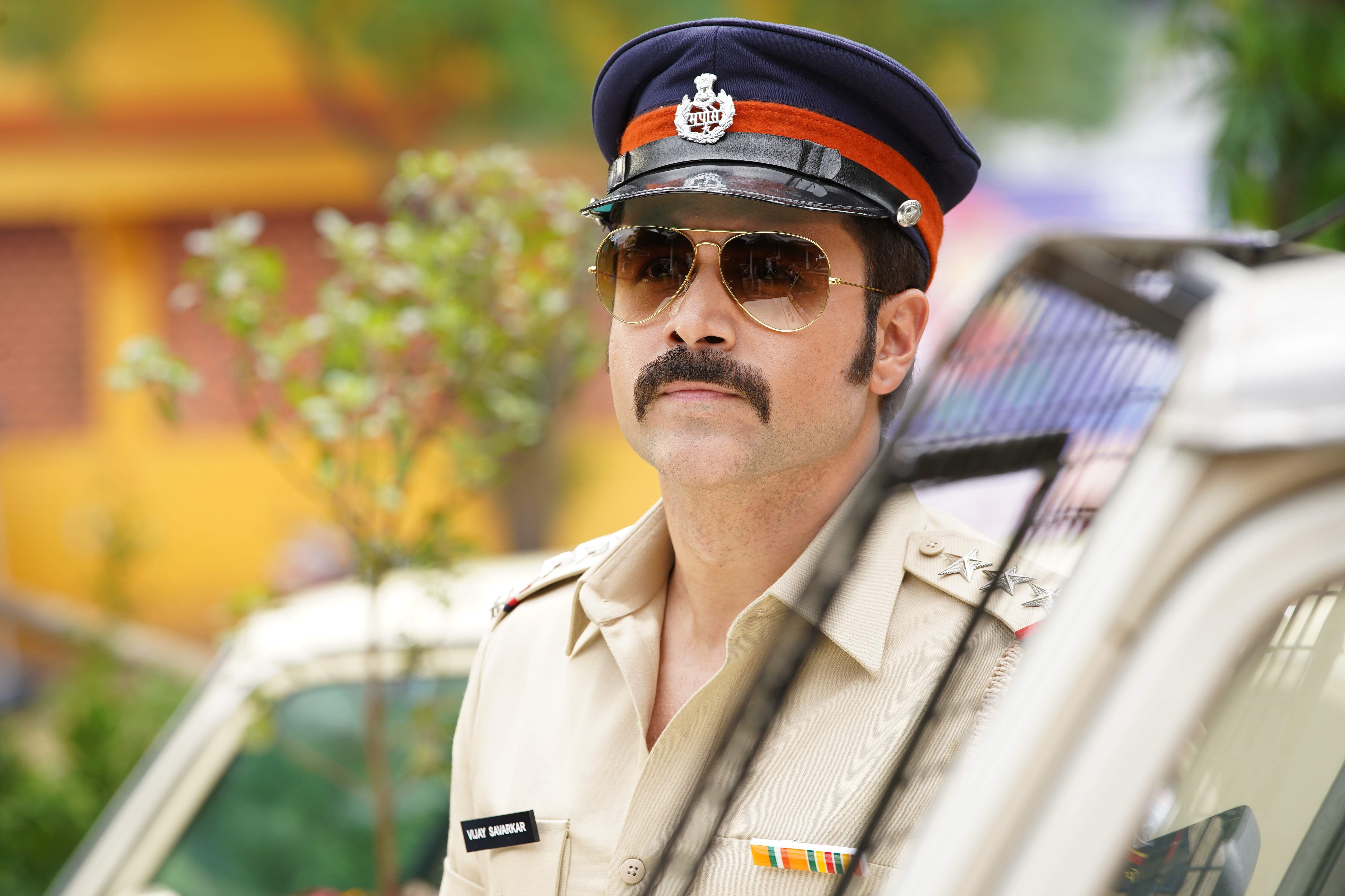 Emraan Hashmi As A Cop In Mumbai Saga