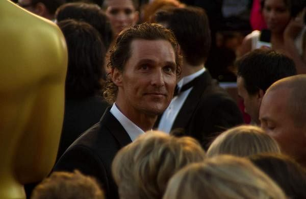 Matthew McConaughey as Jake Brigance from A Time To Kill for new series