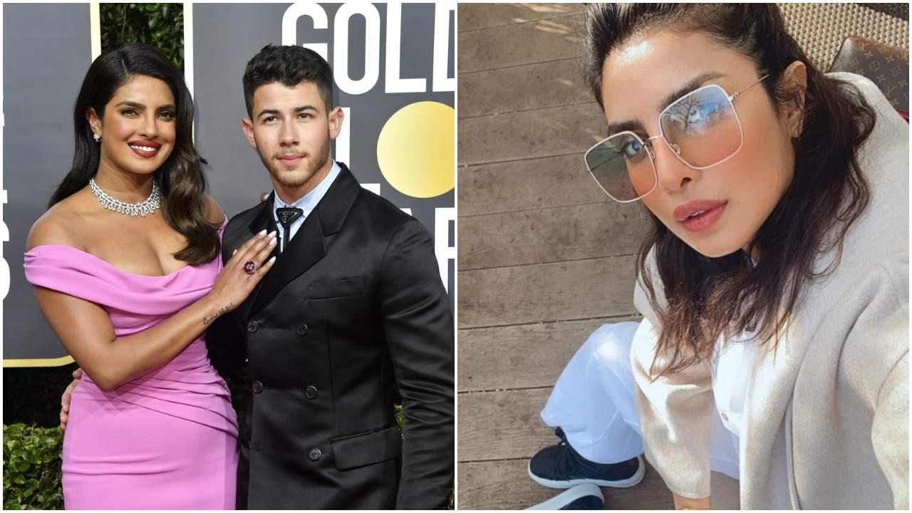 Priyanka Chopra Nick Jonas Image