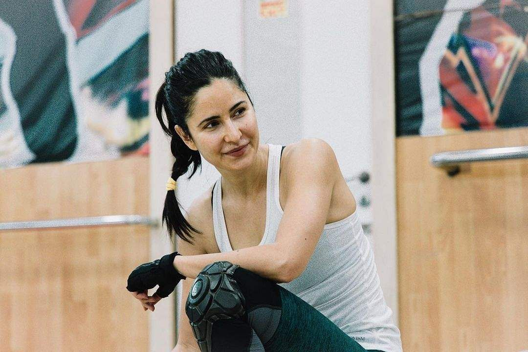 Katrina Kaif posted this picture on Instagram